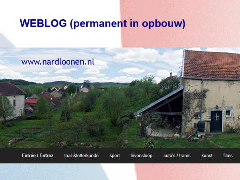 Website Leonard Loonen