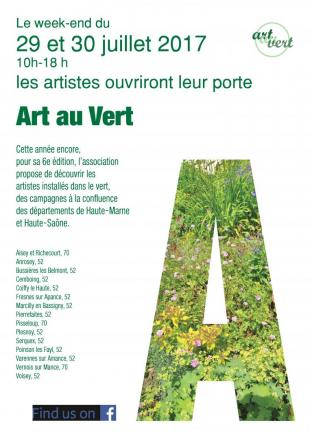 2017 Art au Vert
