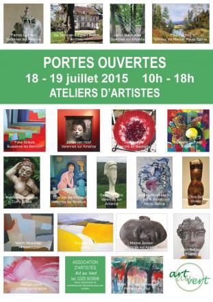 2015 Art au Vert