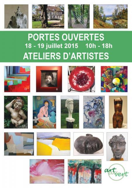 2015 Art au Vert 1