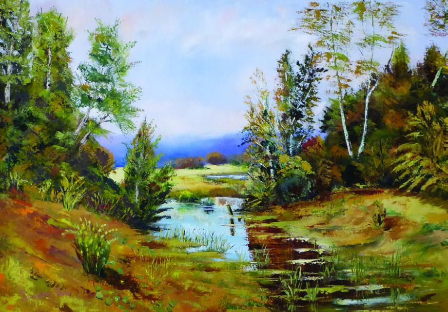 2015 Art au Vert, 14. Paul Peigney
